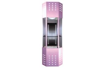 方形观光电梯