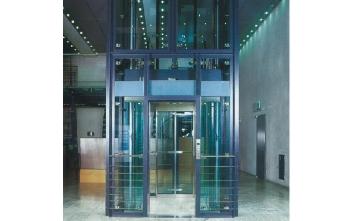 无机房机房乘客电梯